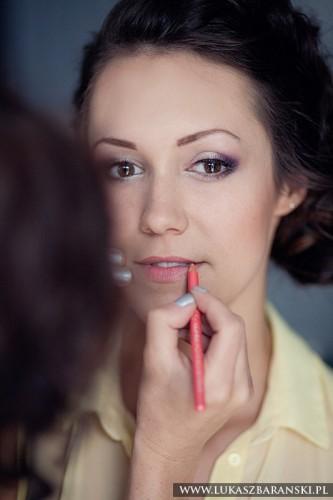 makijaż Wojkowice