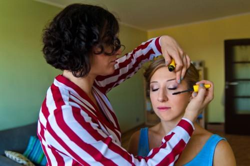 makijaż ślubny Piekary Śląskie